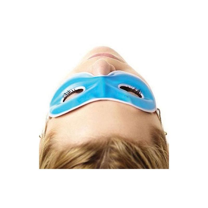 Masca relaxanta cu gel pentru ochi