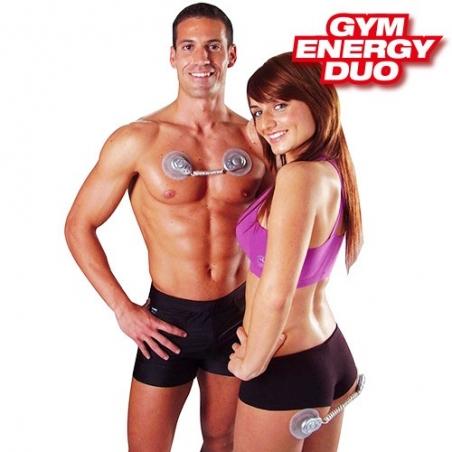 Aparat de electrostimulare Gym Energy Duo